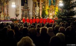 """""""Licht ins Dunkel Konzert"""" am Fuldaer Frauenberg"""