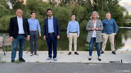 Insolvenzwelle droht: Junge Liberale diskutieren mit Bundestagsabgeordneten