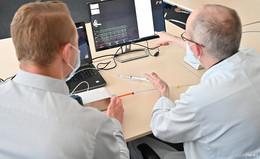 Ärzte des Klinikums Fulda trainieren für den Ernstfall