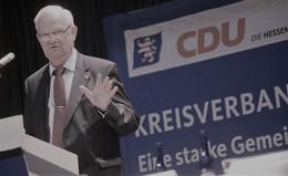 Trauer um Dr. Norbert Herr (CDU): Verlieren herausragenden Politiker
