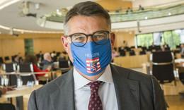 Boris Rhein: In einer Demokratie lassen sich Krisen am besten bewältigen
