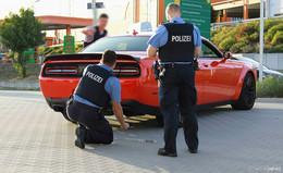 Verkehrskontrollen am Carfreitag: Auto- und Motorradliebhaber unterwegs