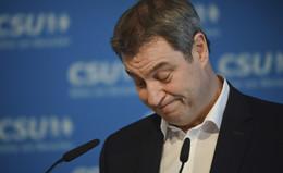 Markus Söder (CSU) lenkt ein: Laschet (60,CDU) wird Kanzlerkandidat der Union