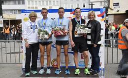 3.958 Teilnehmer beim Lollslauf: Zwillinge dominieren den Halbmarathon