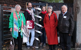 Fuldaer Delegation vertritt Via-Regia-Interessen auf Symposium in Leipzig