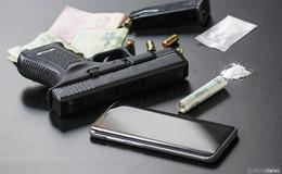 Drogen im Wert von 265.000 Euro und zwei Schusswaffen beschlagnahmt
