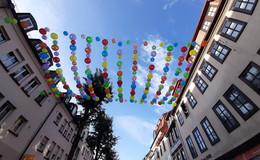 Ein echter Hingucker: Farbenpracht in der Löherstraße erstrahlt!