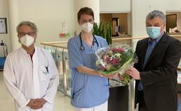 Antje Kesting erhält Facharztanerkennung und wird zur Oberärztin ernannt