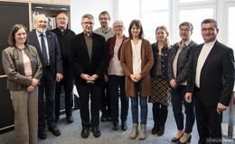 Evangelisches Dekanat Vogelsberg empfängt Delegation um Bischof Peter Kohlgraf