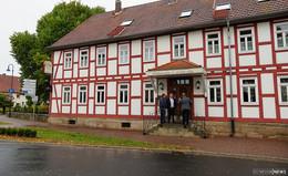 Günther Bau-Brüder übernehmen Gasthof Zur Linde in Bimbach
