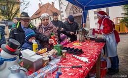Klein, aber oho: Historischer Marktplatz wird zum Weihnachtsmarkt
