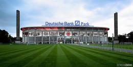 Deutsche Bank Park statt Commerzbank Arena