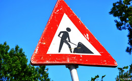 Vollsperrung wegen Bauwerksarbeiten dauert weiter an