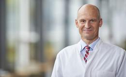 Prof. Schächinger ist Vorsitzender der kardiologischen Chefärzte in Deutschland