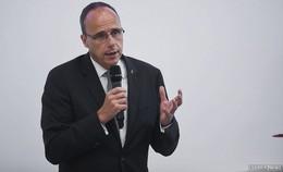 Innenminister Peter Beuth (CDU): Ermittlungen haben allerhöchste Priorität