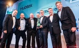 Hubtex erhält FLTA Award 2019 für MaxX - Würdigung der täglichen Arbeit