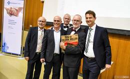 Prof. Dr. Hofmann, Löser des Bobbes-Falls, geht in Ruhestand