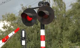 Ab Dienstag: Vollsperrung des Bahnübergangs Hohenwehrda