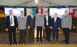 Standort wird ausgebaut: 83 Millionen Euro für die Bundeswehr