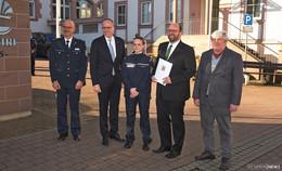 Im Kampf gegen Vandalismus und Co: Freiwilliger Polizeidienst nimmt Arbeit auf