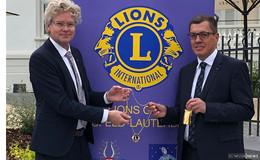 Präsidentenwechsel im Lionsclub: Heiko Stock folgt auf Sascha Klohk