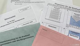 Super-Wahlsonntag in Zeiten der Corona-Pandemie: Briefwahl gute Alternative