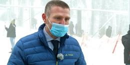 Schneetouristen auf der Wasserkuppe: Sicherheit sollte definitiv Vorrang haben
