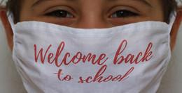 Mit Maske zurück auf die Schulbank - Wechselunterricht am Montag gestartet