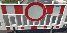 Umleitung ist ausgeschildert: Sickelser Straße wird abermals vollgesperrt
