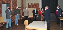 Konstituierende Sitzung: Gemeindevorstand mit neuen Mitgliedern