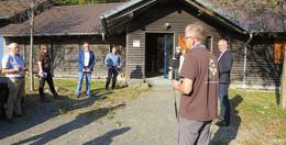 Bewertungskommission vor Ort: Vogelsberg will Nationaler GeoPark werden