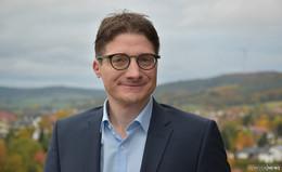 Einfach nur glücklich: Timo Lübeck ist neuer Bürgermeister in der Gemeinde