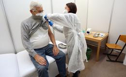 Über 80-Jährige zuerst: Corona-Impfung - Start der Terminvergabe
