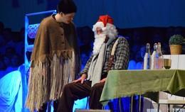 In der Göbel-Hotels-Arena steigt das Weihnachtsfieber - der Boss ist krank