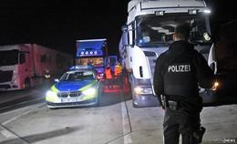 Erneute Kontrollen auf hessens Autobahnen zeigen Wirkung