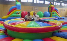 Vater-Kind-Tag: Zu Besuch bei Papa hinter Gittern in der JVA Hünfeld
