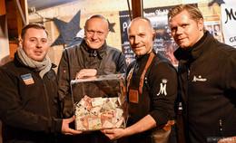 Bratwurst meets Charity  ein toller Erfolg - BILDERSERIE