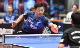 Düsseldorf-Masters sorgt für erste Tischtennis-Wettkämpfe
