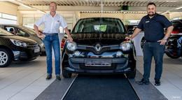 Gebrauchtwagenzentrum von Enders Automobile eröffnet