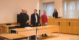 Ehefrau zu Tode gewürgt: 27-Jähriger zu lebenslanger Haft verurteilt