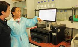 Covid-19 Tests im Klinikum: Für mehr Sicherheit bei Patienten und Mitarbeitern