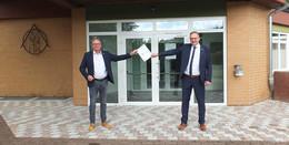 Treffpunkt für alle Generationen: Bürgerhaus in Breitenbach wird saniert