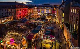 Weihnachtsmarkt soll in drei Quartieren stattfinden - Zugang nur mit Ticket