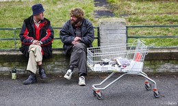 Kein Zuhause in Corona-Zeiten: Macht die Pandemie nun endgültig obdachlos?