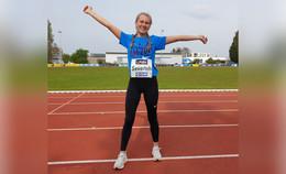 Starke Ergebnisse für Osthessens Nachwuchsläufer bei Deutscher Meisterschaft
