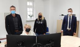Digitales Rathaus weiter ausbauen: Mit großer Freude vernommen
