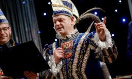 Jubiläumsprinz Harald ist der alleiniger Herrscher des RCV