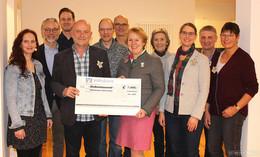 7.000 Euro-Spende für Vogelsberger Lebensräume