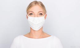 Ab sofort im Online-Shop lieferbar: die waschbare Stoffmaske Egon