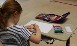 Große Freude: Grundschüler starten wieder in den Unterricht